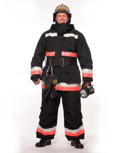 картинки пожарного во весь рост